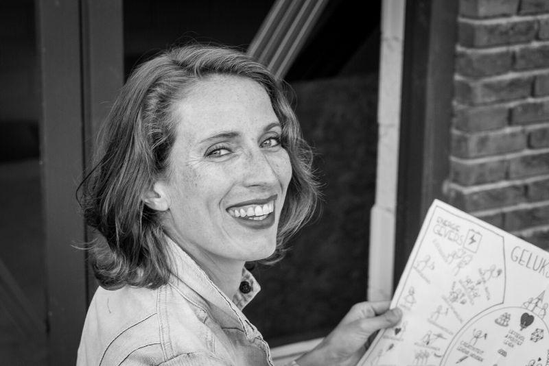 Susanne Zijlstra Penstreken workshop zakelijk tekenen Top of Mind Event